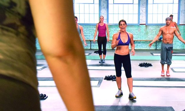 Jillian Michaels Beats My Ass